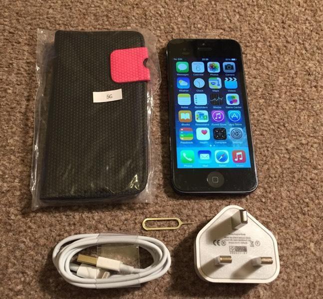 Iphone 5 16gb Box Iphone 5 16gb White Locked on