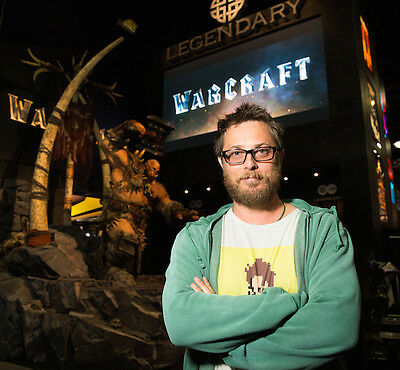 Regisseur Duncan Jones hat Gaming-Kompetenz. (© Universal / Legendary Pictures)