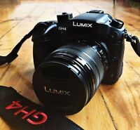 Lumix GH4 for sale