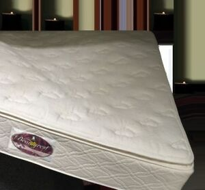 BeautyRest Pillow Top Queen Mattress WAS USED IN A SHOW HOME