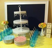 Baby And Bridal Shower Rentals * Calgary Party Rentals