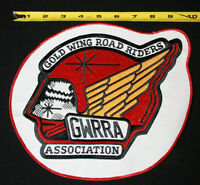 Large Honda Goldwing GWRRA Patch