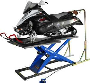 K&L MC625R 1700 LBS MOTORCYCLE ATV SLED HEAVY DUTY AIR LIFT Kitchener / Waterloo Kitchener Area image 4