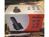 Binatone: Luna 1220 telephone