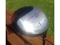 Adams Golf GT3 Driver 10 degree loft. Only £10