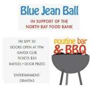 Blue Jean Ball in support of the Food Bank