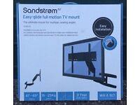 Sandstrom TV mount