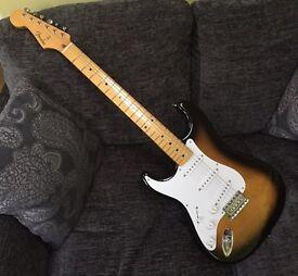 Fender MIJ Classic FSR 50s Stratocaster - Left Handed