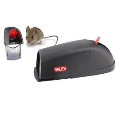 Trappola Per Topi Con Protezione Per Animali Domestici Topo a Molla Valex
