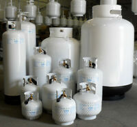 Propane Tank Refills - Delivered to you business!