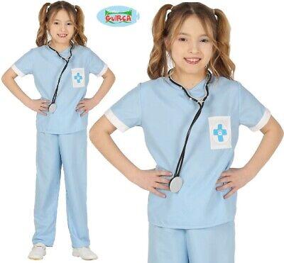 Kinder Vet Maskenkostüm Kinder Tierarzt Outfit Neu Fg ()