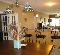 Luxury condo 5 minutes from Shediac 20 minutes from monton