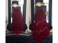 Mobile Hairdresser Based In Essex & London - LA Weaves, Micro Extensions, Tape Extensions & Bonds!