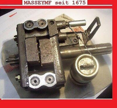 Hydraulikpumpe MF133 bis MF148 MF152 MF155 MF158 MF165 MF168 MF188 ferguson
