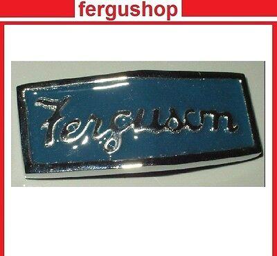 Emblem TE20 TEA20 TED20 TEF20 TEH20 Ferguson Typenschild Abzeichen 1415