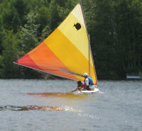 1978 Sunfish sailboat for sale Only $795