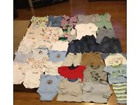 Baby boys bundle 3-6 months
