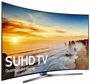 Samsung 65 Inch Curved 4K UHD Smart LED TV UN65KS9800