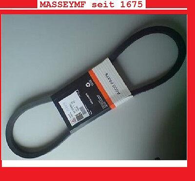 Lüfterriemen MF35 MF65 MF133 MF135 MF148 MF152 MF165  890982M1 Keilriemen Massey