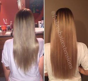 HAIR EXTENSIONS - mobile service available!  Cambridge Kitchener Area image 8