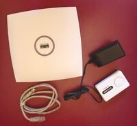 Cisco Aironet 1130AG Series WiFi AP/Router + PoE injector