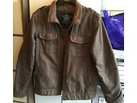 Men's brown Marks & Spencer Jacket