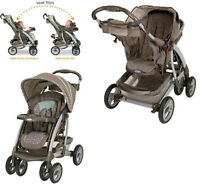 graco with car seat