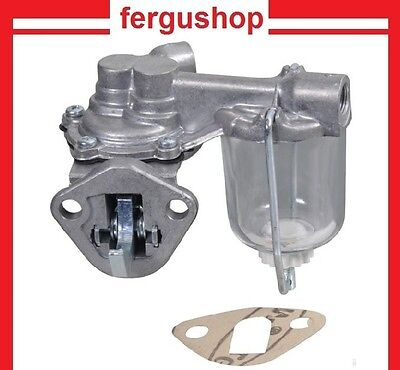 Kraftstoffpumpe//Kraftstoffförderpumpe passend für Massey Ferguson 133//135//148