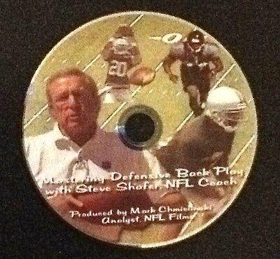 MASTERING DEFENSIVE BACK PLAY Steve Shafer, NFL Coach