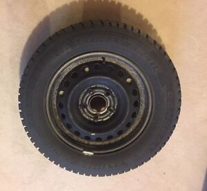 2014 Honda Civic Winter Rims/Tires *mint condition*
