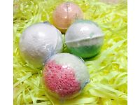 Bath bombs variety