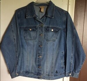 Cotton Ginny Jean Jacket Reduced Price