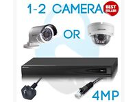 Up to 20 full HD CCTV systems installed