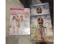 Sex & City DVDs