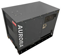 Diesel Generators Small Quiet and Made in Canada