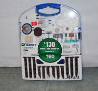 Dremel Rotary Tool Accessory Kit (160-Piece)