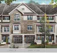 Brand New Executive Town in Waterdown