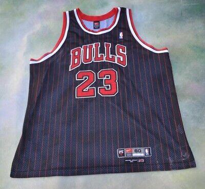 Nike NBA 1984 Chicago Bulls Michael Jordan #23 Jersey Flight 8403 Size 60.