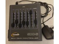 DMX Lighting controler