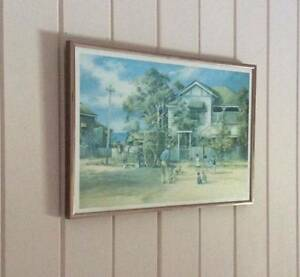 Darcy Doyle framed print Oxley Brisbane South West Preview