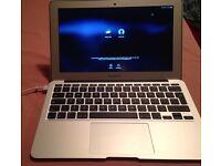 MacBook Air 2015 4gb ram 128gb