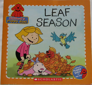 Clifford's Leaf Season Soft Cover Book London Ontario image 1