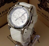 Montre / watch Burberry Unisex Swiss Chronograph BU9810