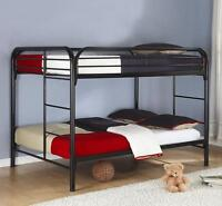 Sturdy Single over Single bunk bed - by Bunk Beds Canada