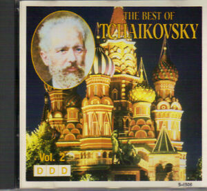 Tchaikovsky (1840-1893) - The Best of Tchaikovsky Vol. II West Island Greater Montréal image 1