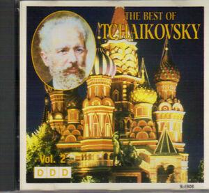 Tchaikovsky (1840-1893) - The Best of Tchaikovsky Vol. II
