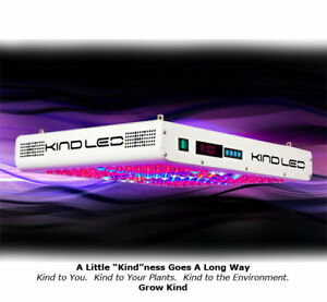 Kind Led Grow Lights for indoor gardening - XL750, XL1000 & More