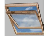 Any size Velux roof window £400 supplied and fitted