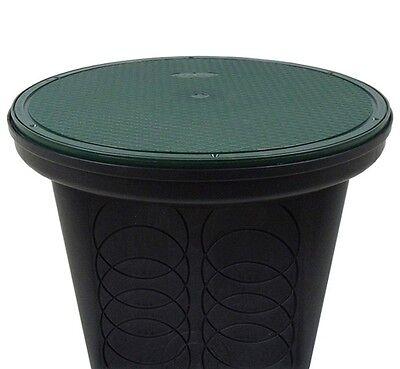 StormDrain FSD-3017-20SKIT 20″ Round Drain Box Catch Basin w/ Solid Lid Kit Home & Garden