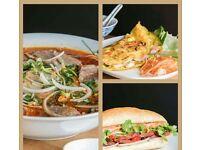 Job is still available 2 Kitchen porter/ kitchen helper wanted at vietnamese cafe/restaurant